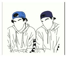 """Dolan Twins"" by makiahthedolanlover ❤ liked on Polyvore featuring art"