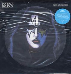 ACE FREHLEY - Kiss: Ace Frehley [PICTURE DISC VINYL] 180 Gram ...