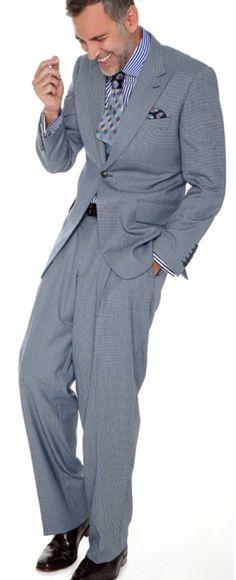"""Like"" this Steven Land men's suit? Find this Steven Land suit at…"