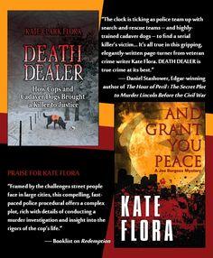 Pamela S Thibodeaux ~ Inspirational With An Edge!: #SaturdaySpotlight: Kate Flora