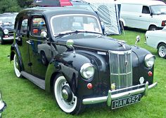 1951 Ford Prefect 1172cc 4-Cylinder Side-Valve Engine