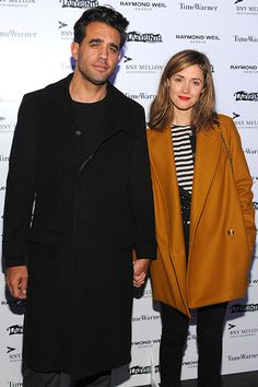 "10 Secret Celeb Couples That Will Make You Happy #refinery29  http://www.refinery29.com/2014/08/72309/secret-celebrity-couples#slide5  Bobby Cannavale & Rose Byrne  This mega-talented couple pretty much has the theater, film, and television industries on lockdown with their multifaceted roles. Cannavale called Byrne ""the love of my life"" when he accepted an Emmy for Boardwalk Empire in 2013."