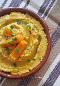 FOOD & CAKES: Hummus de calabaza ( y 5 recetas más con Calabaza!)