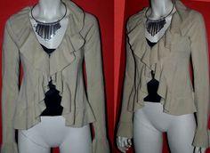 E-vie Elegancki stylowy sweterek beż 38-40 (5128526281) - Allegro.pl - Więcej niż aukcje.