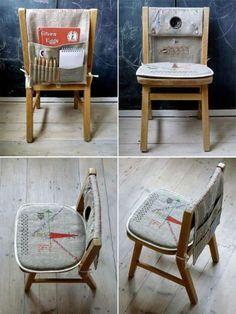 krzesla z wkladką