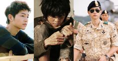 Came Back With Real Guy, Song Joong-Ki Evolution Of 'The Innocent Man'