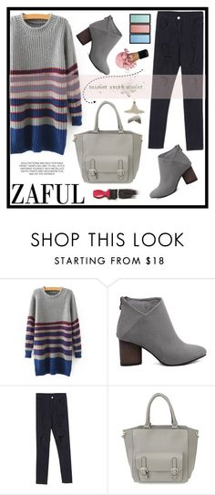 """""""http://www.zaful.com/?lkid=6880"""" by amra-sarajlic ❤ liked on Polyvore featuring Avon"""