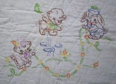 Sew Fresh Quilts: Baby Quilts Run in the Family