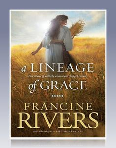A Lineage of Grace by Francine Rivers - This book is really slow at times. But I ended up loving it. It really made me realize how much I want to long for God and how much I need to fully rely on Him.