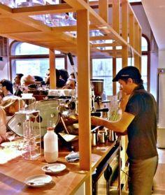 Coutume Instituutti : le café de l'Institut Finlandais à Paris