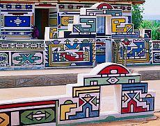 Ndebele houses Geometric Painting, Abstract, Kunst Der Aborigines, Art Houses, Graph Design, Africa Art, Aboriginal Art, Art Classroom, Home Art