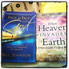 Bill Johnson is the man!! :)