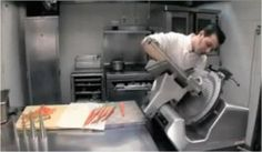 Hobart 3000 Series Slicer Provides Precision and Ease in the Kitchen #Hobart #Slicers #foodservice