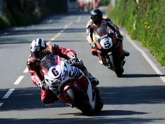 John McGuinness takes his Isle of Man TT win Biker Accessories, Motorcycle News, Indy Cars, Isle Of Man, Motogp, Golf Bags, Motorbikes, Racing, Sports