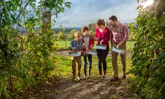 Visit Scotland's Berry Trail will help you to find some fantastic places to pick your own or buy berries in Fife