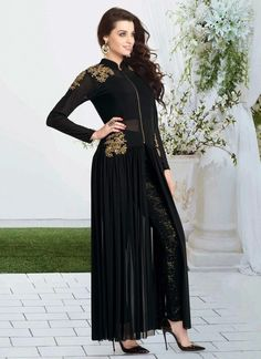 Pakistani Party Wear Dresses for Girls & Embroidered Party