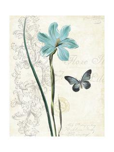 Botanical (Decorative Art) Poster Art at AllPosters.com