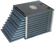 LEM Products 10 Tray Food Dehydrator with Digital Timer