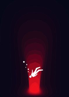 Pictogram - Abyss - #pictogram #abyss