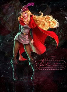 Put some pants on Aurora so she can go and rule the world! Disney Outfit Swap Aurora + Counterpart by on deviantART. Disney Fan Art, Disney Pixar, World Disney, Film Disney, Disney Animation, Disney And Dreamworks, Disney Characters, Disney Dream, Disney Love