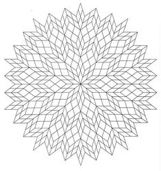 Mandalas Para Pintar: mandala para colorear de armonia... Loads of mandala and other designs.. So.o.o many !!