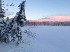 Sääkuva: Ylläksen Tunturijärvi 7.12.2015