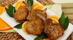 Best Recipes, #19 Orange-Glazed Pork Chops