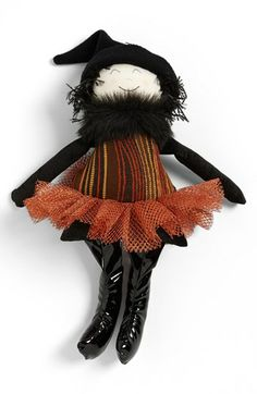 Woof & Poof Party Witch Doll available at #Nordstrom
