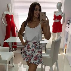 Ootd, Skater Skirt, My Style, Skirts, Outfits, Life, Fashion, Teen Fashion, Vestidos