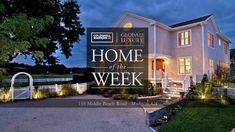 Fall In Love With This Stunning #WaterfrontHome - Madison, CT. -Coldwell Banker Global Luxury #HomeOfTheWeek
