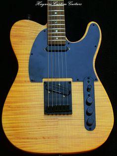 Haywire Custom Guitars Custom Outcaster