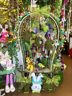 Happy Easter at Arcadia Floral and Home Decor.