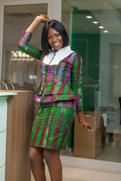 modern african fashion looks trendy 25325 African Men Fashion, Africa Fashion, African Fashion Dresses, African Women, African Wedding Dress, African Print Dresses, African Dress, African Prints, Wedding Dresses