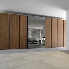 Image result for teak wood sliding wardrobes