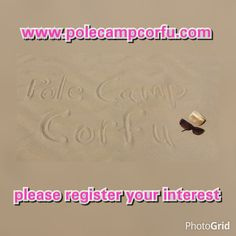 Win a week at Pole Camp Corfu 2016 worth £499.00  Sun, Sea, Sand and Pole...