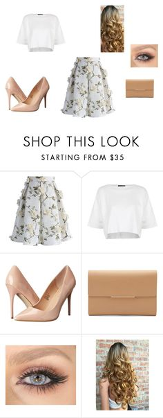 """Untitled #43"" by d-divaa on Polyvore featuring Chicwish, Topshop and Madden Girl"