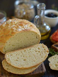 BOCh-en - błyskawicznie obłędny chleb pszenny z suchym zakwasem - film video - MniamMniam.pl