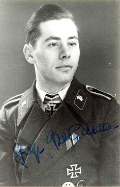 ✠ Horst Naumann (December 23rd, 1921 - November 27th, 2000) RK 04.01.1943, Unteroffizier, Geschützführer i. d. 3./Stug.Abt 184