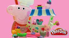 Peppa Pig Ice Cream Sundae Cart Episode #peppapig #peppapigvideos #peppapigepisodes