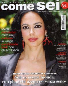 Come Sei 2008 Maria Grazia Cucinotta
