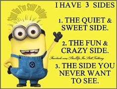 My 3 sides