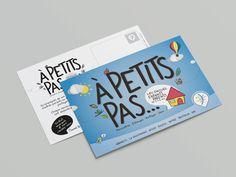Illustrations, graphismes - Carte postal - Ville de Nozay Creations, Illustrations, Nantes, City, Gaming, Illustration, Illustrators, Drawings