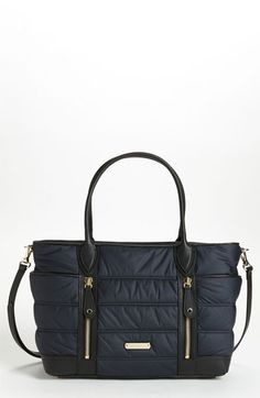 Strollers  Style: Burberry Quilted Diaper Bag