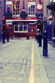 Lamb & Flag - London. My favorite pub in London and I think my best meal.