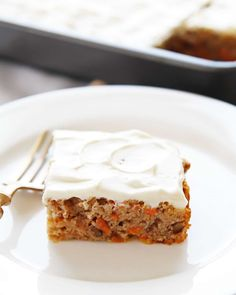 Healthy Carrot Cake Recipe – paleo, gluten free, low carb