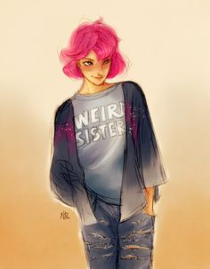 Tonks by Natello on DeviantArt