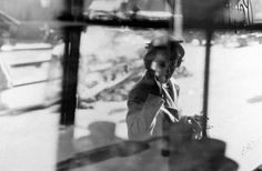 by Saul Leiter, 1948