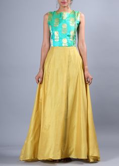 Green-Silk-Anarkali-Suits-VAS11041626