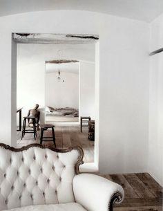 white | wood