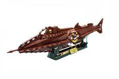 LEGO Ideas - 20.000 Leagues under the Sea NAUTILUS